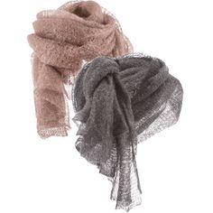 Balmuir Amelie kid mohair scarf available at Finnair plusshop.