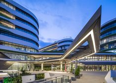 UNStudio completes first two buildings for new Singapore university campus.