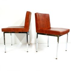 SALE 195060s Pair of Thonet Side Chairs Mid by TheModernHistoric, $500.00