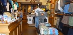 Crazy Shirts - Anchorage located in Fisherman's Wharf in San Francisco.  This beautiful store is located in the Anchorage Shopping Center.  Our location is smack dab in the middle of specialty shops