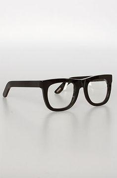 The Ciccio in Black by Super Sunglasses