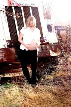 pregnancy - something new with something old.
