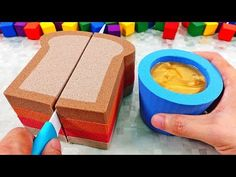 Oddly Satisfying Video Kinetic Sand ASMR Compilation #2 | Sand Tagious - YouTube