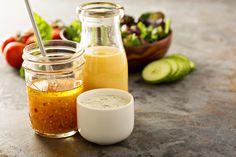 salad dressing, lose, homemade