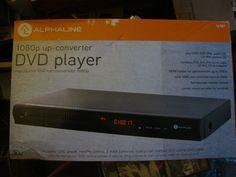 Alphaline DVD-5010 DVD Player With HD Upconversion 1080p