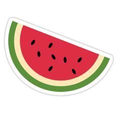 emoji watermelon - Google zoeken