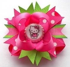 How to Make Bottle Cap Bows