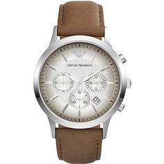 bd8aa625ca orologio cronografo Men Emporio Armani offerta classico cod. AR2471 Armani  Models, Gents Watches,