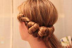 heat free curls