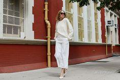 Уличная мода: Шведский блогер Ханна Стефанссон