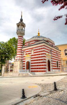 Vilayet Mosque, Cagaloglu, Istanbul, #Turkey - جامع الولايات، #اسطنبول