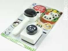 Panda Onigiri Set - I want this!!
