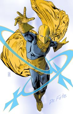 Dr Fate by Patrick Zircher