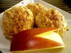 「トースターで簡単☆はちみつりんごスコーン♪」ざくッふわッ優しい味のスコーンです♪袋でもにもにするのでとっても簡単!おやつや軽食にどうぞ^^ウサギのりんごもね♪【楽天レシピ】