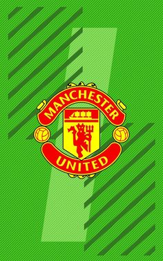 Manchester United Green Goal Keeper Android Wallpaper