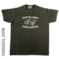 I WISH YOU...ZOMBIE
