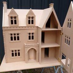 Too big Draycott Gothic House Shop