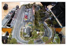 Porsche 917 Le Mans | Slot Mods Raceways Slot Car Racing, Slot Car Tracks, Slot Cars, Drones, Gadget, Bike Shed, Sports Complex, Pista, Model Trains