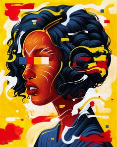 Boris Pelcer on Behance  #Yellowmenace #Art  - More @ https://www.pinterest.com/yellowmenace8/rnd0m-ka-o5/