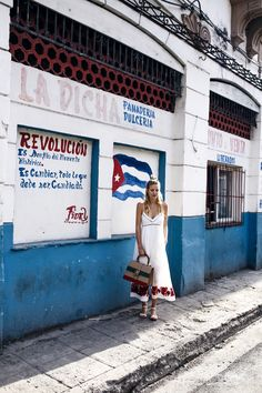 C U B A - Read the ultimate travel guide here: http://www.ohhcouture.com/2016/08/havana-travelguide/ #ohhcouture #leoniehanne