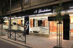 Pizzeria Gondoliere à Grenade - Andalousie (Espagne)