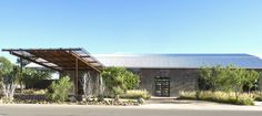 How to Transform An Abandoned Parking Lot Into a Wildlife Refuge, Marfa Edition: Gardenista