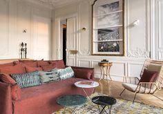 """emfile: """"Elle Decoration / Paris Apartment """""""