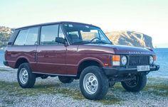 classic: Two Door 1989 Range Rover