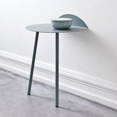 Yeh Wall Table by Kenyon Yeh  goes into production