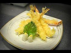 How to make perfect crispy prawn tempura - YouTube