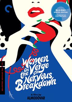 Women on the Verge of a Nervous Breakdown, dir. Almodovar