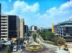 Embassy Tech Village #cisco #flipkart #aloft #campus #deepstudio www.deep.studio #buildings #bengaluru #karnataka #it #capital #city #sky