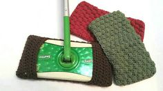Check out this item in my Etsy shop https://www.etsy.com/ca/listing/271259029/cotton-crochet-swiffer-cover-set-of-3