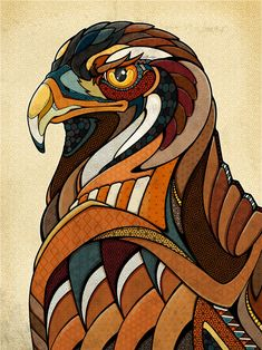 Adobe // Capture CC // Eagle on Behance