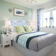 Bedroom inspiration @taylorwimpey