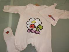 Completini baby personalizzabili