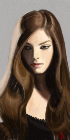 Timed Head Sketch 370 by FUNKYMONKEY1945.deviantart.com*