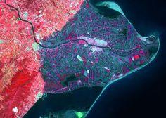 Ranking: Las 10 imágenes más impactantes de la Tierra desde el espacio