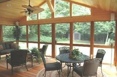Central CT builder decks screen porches sunrooms 3 season rooms more