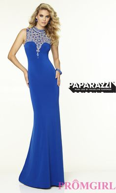 Prom Dresses, Plus Size Dresses, Prom Shoes: High Neck Mori Lee Prom Dress
