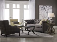 Etta Traditional Chesterfield Sofa By Sam Moore