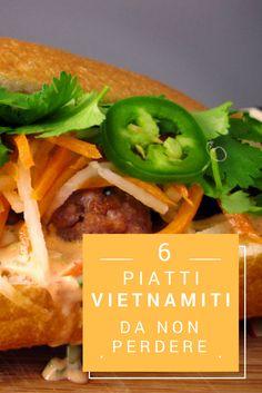 """""""banh mi"""" con carne di maiale alla grillglia Banh mi vietnam"""