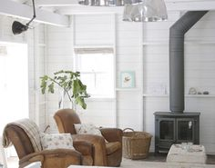 a lovely cottage | THE STYLE FILES