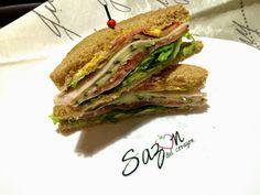 Sandwich primavera