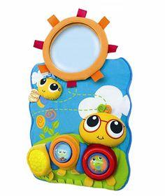 Taf Toys Play & Kick Car Seat Toy   Baby\'s Activity & Entertaining ...