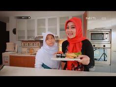 Bikin Bekal Sushi Cinta, Buatan Teh Atalia, Istri Ridwan Kamil - NET5 - YouTube Sushi, Youtube, Youtube Movies