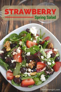 Salad on Pinterest | Salads, Pasta salad and Classic macaroni salad ...