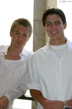 Chad Michael & Murray Lafferty--One Tree Hill <3