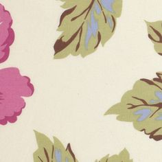Amy Butler - Gypsy Caravan - Wild Poppy in Linen