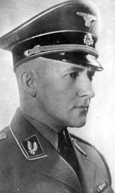 Part I. Brigadefuhrer Jurgen Stroop (1895 - 1951) He was given the task of liquidating the Warsaw Ghetto, where 56,000 Jews remained, and putting down the rebellion that took place in April and May of 1943. For successfully completing his mission, Gen. Stroop was awarded the Iron Cross First Class. He was sentenced to death by an American War Crimes tribunal, and executed in Warsaw on September 8th, 1951.